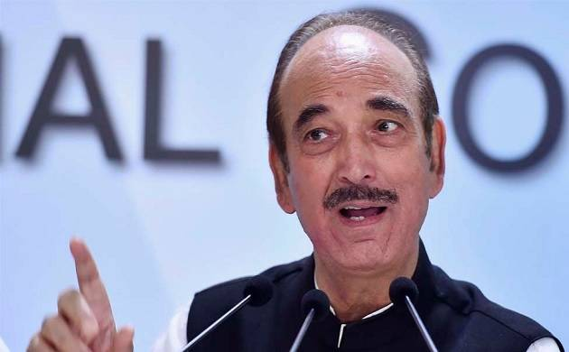 Our phones are being tapped by Modi govt, says Leader of Opposition Ghulam Nabi Azad (PTI)