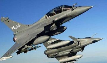 Defence Minister refuses to disclose Rafale deal; what are you hiding, retorts Congress