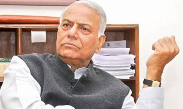 Yashwant Sinha in no mood to quit BJP, says party can THROW him out if it wants