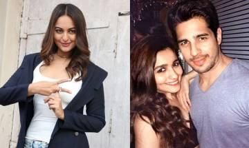 Sonakshi Sinha makes SURPRISING revelation about Alia Bhatt-Sidharth Malhotra's relationship (watch video)