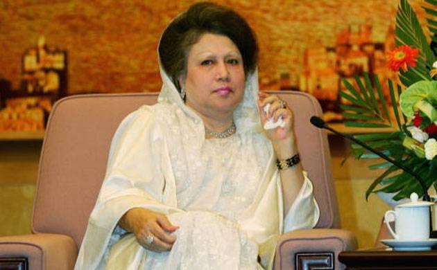 Bangladesh's ex-premier Khaleda Zia - File Photo