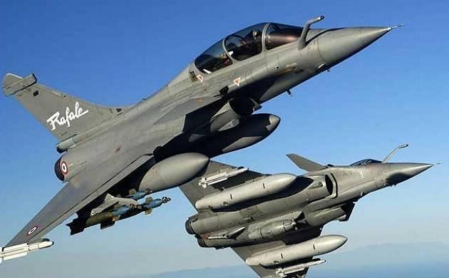 Rafale Fighter Jets - File Photo