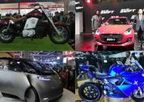 Auto Expo 2018, Day 2 HIGHLIGHTS: Suzuki Swift captures the eyes, Yamaha, UM Motorcycles launch new bikes!