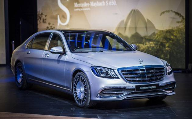 Auto Expo 2018: Mercedes launches Maybach S650 in India!