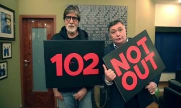 '102 Not Out' teaser out: Amitabh Bachchan-Rishi Kapoor's new age father-son story is damn CUTE