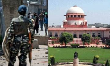 Shopian firing: SC agrees to hear plea by Army officer's father to quash FIR against son