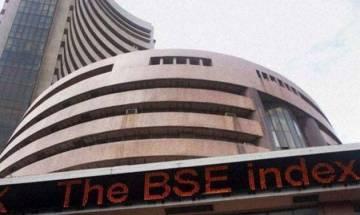 Sensex tanks 500 points, Nifty falls below 10,400 mark post bloodbath in Wall Street amid rising interest rate fears