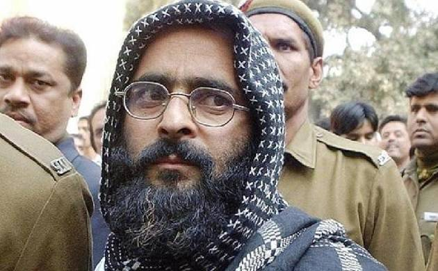 Afzal Guru death anniversary today, security beefed up in Jammu and Kashmir (PTI photo)