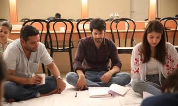 Anushka Sharma, Varun Dhawan attend workshop for upcoming film Sui Dhaaga - Made in India (see pics)