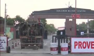 5 soldiers killed, one civilian dead in Sunjuwan Army Camp attack, 4 terrorists gunned down; Piyush Goyal slams Congress over politics