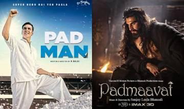 PadMan box office collection day 1: Akshay Kumar's social drama BEATS Ranveer Singh's Padmaavat?