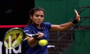 Ankita Raina , Karman Kaur Thandi seal India's win over Hong Kong in Fed Cup