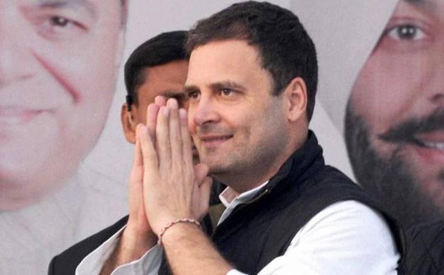 Stop giving speeches, start working, says Rahul Gandhi to PM Modi (Source: PTI)