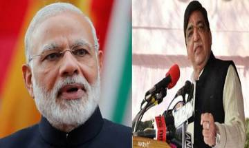 SP leader Naresh Agrawal creates stir by mentioning PM Modi's caste