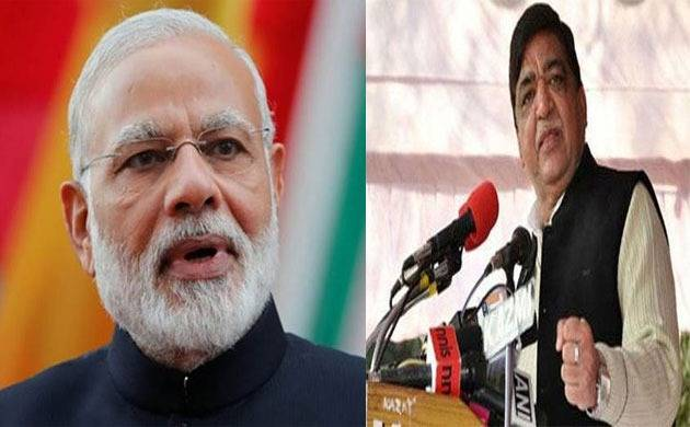 PM Modi is from 'Teli' community, says senior SP leader Naresh Agrawal (File Photo)