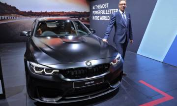 Auto Expo 2018: BMW India launches M3 sedan, M4 Coupe in market