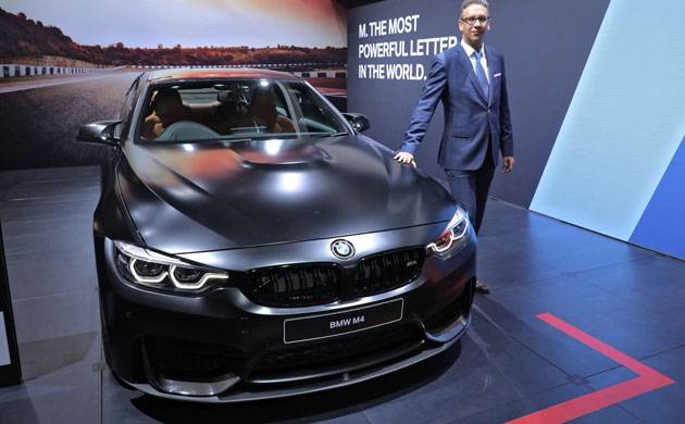 Auto Expo 2018 Bmw India Launches M3 Sedan M4 Coupe In Market