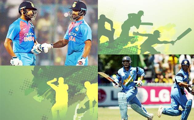 From Sachin-Ganguly to Rohit-Dhawan, India's finest opening pairs in ODI (Representative image)