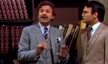 Qazi Wajid, veteran television actor from Pakistan dies at 87