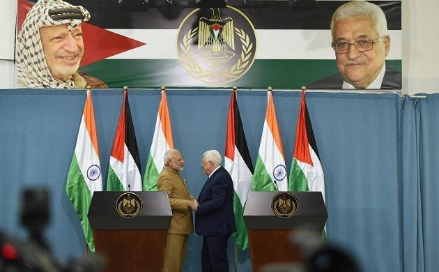 Modi calls for 'independent' Palestine, didn't mention earlier suggestion of 'two-state' solution