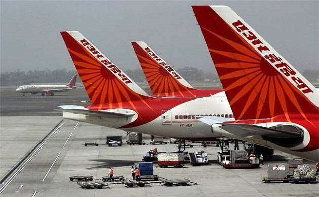 Air India flight aborts take off from airport on false fire warning (Source- PTI)