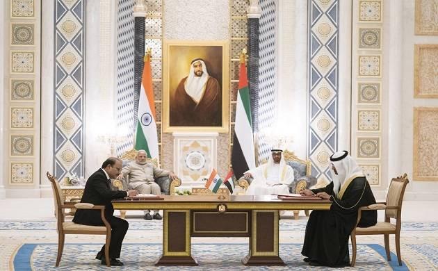 PM Narendra Modi woos investors at Oman India business meeting (Source: Twitter)
