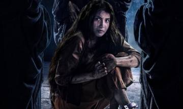 Pari new bill out | Spine-chilling poster of Anushka Sharma starrer will scare you to nth (see pic)