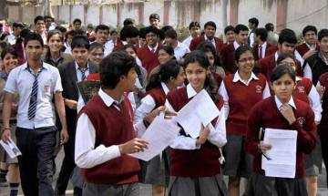 UP Boards Exam 2018: 10 lakh students absent on the fourth day due to massive crackdown on cheating