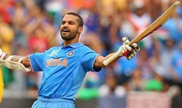 With over 4400 runs, 13 tons in his kitty; Shikhar Dhawan lays claim as one of India's finest openers