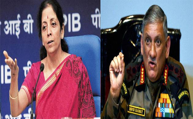 Defence Minister, Army chief to visit Jammu post terrorist attacks (Source: PTI)