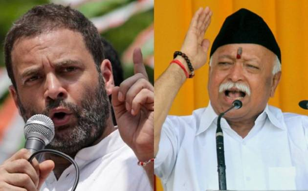 'Shame on you Mr Bhagwat': Rahul Gandhi slams RSS chief for 'insulting' Army