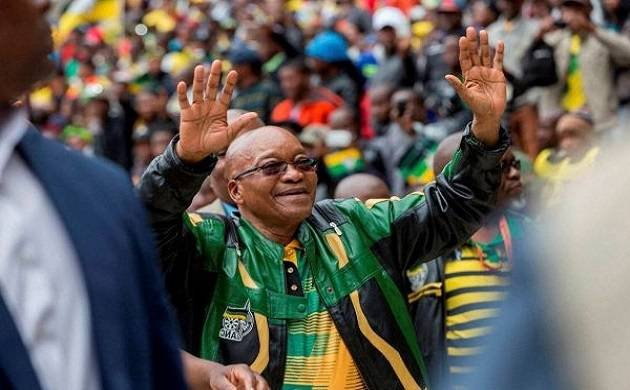 South Africa's ruling party decides to 'recall' President Jacob Zuma