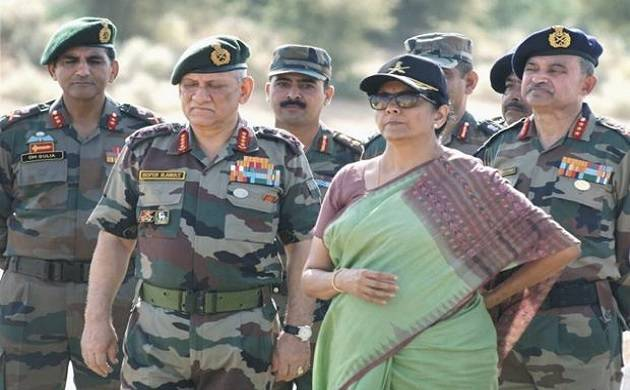 'Pakistan will pay for this misadventure': Defence Minister Nirmala Sitharaman on Sunjwan Army Camp attack (PIB photo)