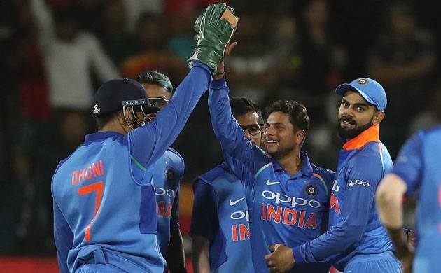Ind vs SA, 5th ODI (Source: Twitter)