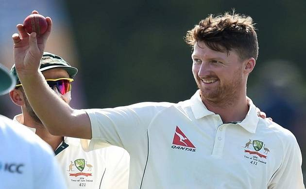 Australian paceman Jackson Bird - File Photo