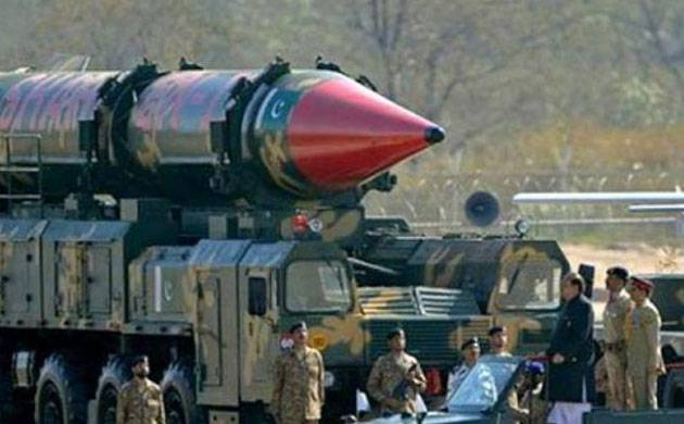 Pak developing new types of nuclear weapons: US