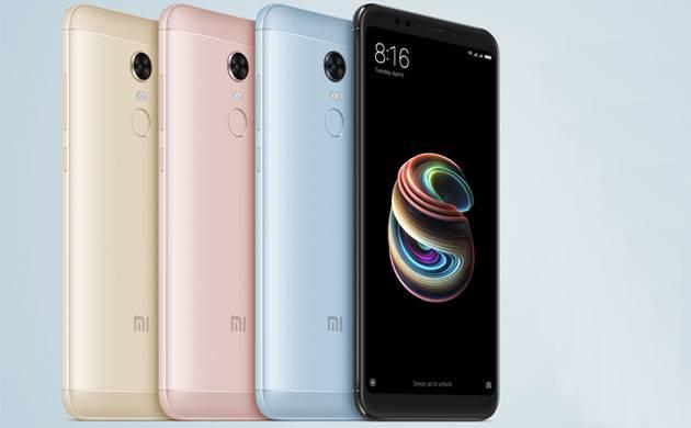 Xiaomi launches Redmi Note 5, Redmi Note 5 Pro in India (Source: mi.com)