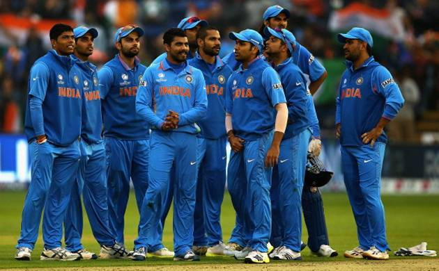Indian Cricket team - File Photo
