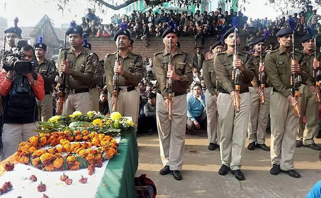 CRPF trooper's family turns down Bihar govt compensation saying Mujahid Khan did not die drinking desi-liquor, he made supreme sacrifice (Source: PTI)