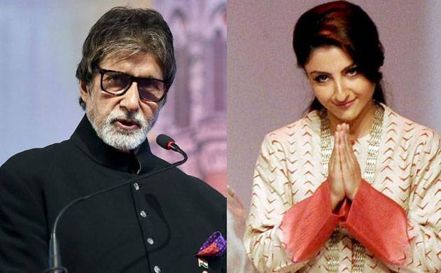 Big B praises Soha's 'spine and spunk' after reading her book