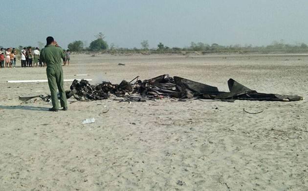 Assam: Microlight aircraft crashes, kills two pilots (Source: IANS)