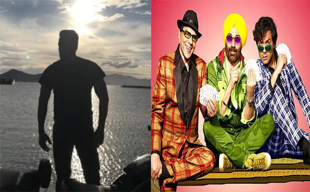 Salman Khan to do a song sequence in 'Yamla Pagla Deewana 3'?(Source - Salman Khan Twitter)