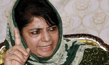 Jammu and Kashmir CM Mufti furious over use of Tiranga in rally by Hindu group demanding release of rape accused