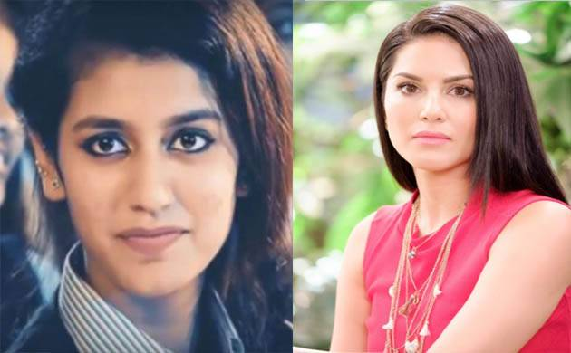 Priya Prakash Varrier beats Sunny Leone as Google's most searched(Source - Sunny Leone Twitter)