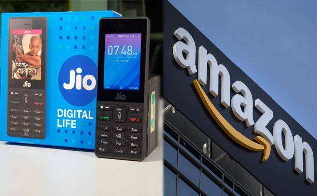 Reliance Jio phone now available at Amazon India, click here for details (File Photo)