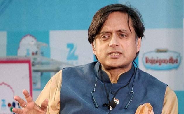 BJP's projection of Vivekananda as Hindutva icon ill-founded: Tharoor