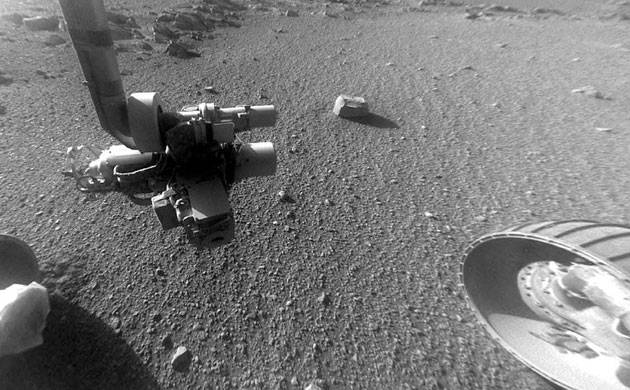NASA's Opportunity rover completes 5000 days on Mars, celebrates by taking selfie (Source: NASA)