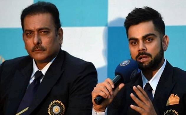 Ravi Shastri lauds Virat Kohli, says he is the best batsman in world cricket (Source- PTI)