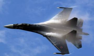 Indonesia inks USD 1.1 billion deal with Russia to buy 11 Sukhoi Su-35 jets