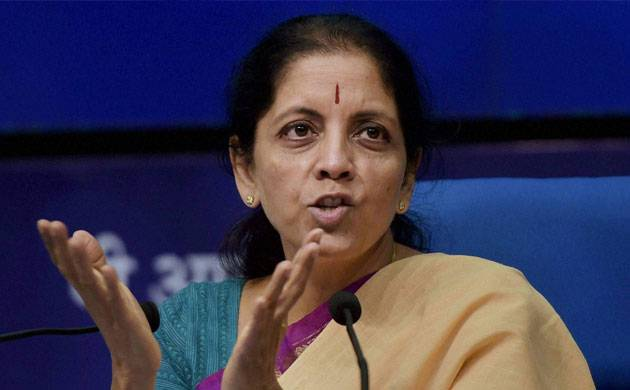 Congress looking for scam to throw mud on government: Nirmala Sitharaman